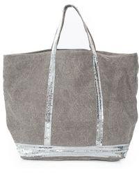 Vanessa Bruno Cabas Grand Linen Bag - Lyst
