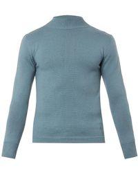 Gucci Rollneck Wool Sweater - Lyst