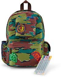Ralph Lauren - Camouflage Backpack - Lyst