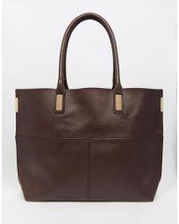 Warehouse - Clean Shopper Bag - Lyst