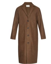 Simon Miller | M505 Hughes Wool Coat | Lyst