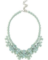 Coast Painted Necklace - Lyst