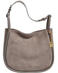 Skagen - 'kolding' Leather Bucket Bag - Lyst