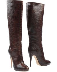 Casadei Boots - Lyst