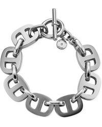 Michael Kors Maritime Link Toggle Bracelet - Lyst