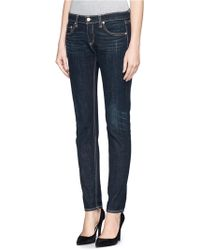 Rag & Bone The Dre Washed Boyfriend Jeans - Lyst