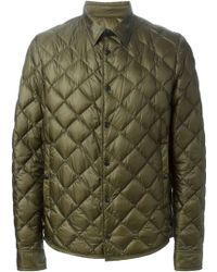 Moncler Quilted Padded Jacket - Lyst