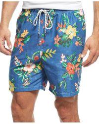 Tommy Bahama Naples Cabana Swim Trunks - Lyst