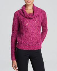 Sanctuary Cowl Neck Sweater - Lyst