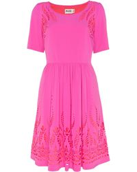 Temperley London Mini Diaghilev Dress - Lyst