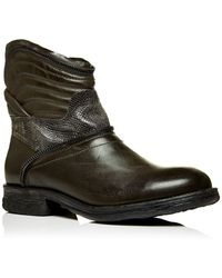 Moda In Pelle | Ultima Casual Ankle Boots | Lyst