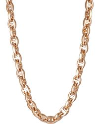 Hoorsenbuhs - Women's Long Tri-link Necklace - Lyst