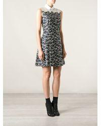 Tory Burch Rayna Floral Dress - Lyst