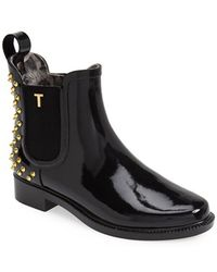 Ted Baker 'Liddied' Ankle Boot - Lyst