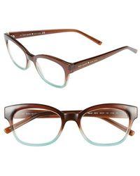 Kate Spade 'Amilia' 50Mm Reading Glasses - Lyst