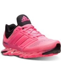 Adidas  Springblade Drive Running Sneakers From Finish Line - Lyst