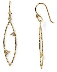 Melinda Maria Whitney Drop Earrings - Lyst