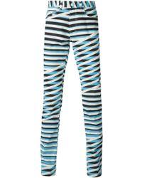 Kenzo 'Z Stripes' Jeans - Lyst
