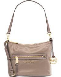 Michael Kors Michael Rhea Zip Medium Convertible Shoulder Bag - Lyst