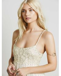 Free People - Earth Angel Mini Dress - Lyst