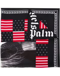 Palm Angels - Photography Print Scarf - Lyst