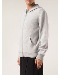 Baja East - Knitted Sweatshirt - Lyst