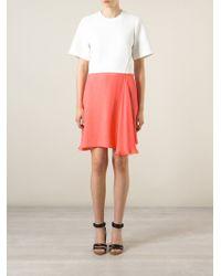 3.1 Phillip Lim Godet Skirt - Lyst