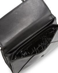 L.A.M.B. - Edsel Calf-Hair Shoulder Bag - Lyst