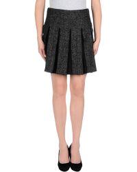 Gianfranco Ferré Knee Length Skirt - Lyst