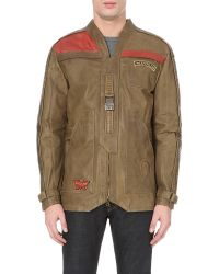 Matchless - Finn Leather Jacket - Lyst
