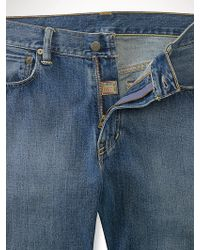 Polo Ralph Lauren Denim Trousers - Lyst