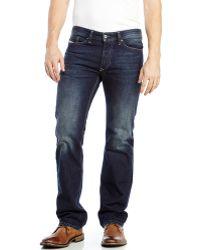 Diesel Viker Straight Leg Jeans - Lyst