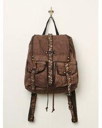 Free People Raphael Backpack - Lyst