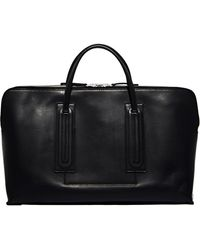 Rick Owens New Season - Mens Large Leather Overnight Bag - Lyst