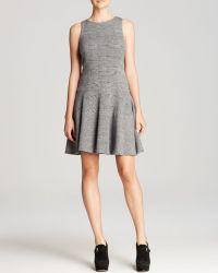 Tibi Dress  Chadwick Knit Sleeveless - Lyst