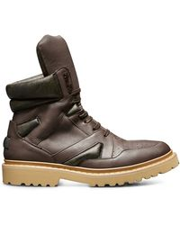 Calvin Klein Collection High Sneaker Boot - Lyst