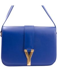 Saint Laurent Shoulder Bag - Lyst