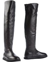 Lemarè Boots brown - Lyst