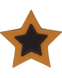 Tommy Hilfiger - Leather Star Badge - For Women - Lyst