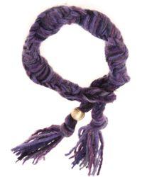 The Elder Statesman - Spiral Bracelet - Lyst