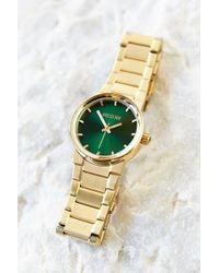Nixon Canon Green Sunray Watch - Lyst