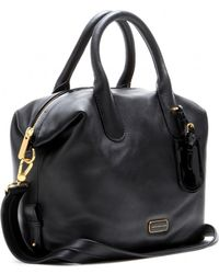 Marc By Marc Jacobs Large Legend Leather Tote - Lyst