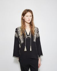 Étoile Isabel Marant | Vince Embroidered Top | Lyst