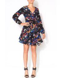 Yumi Kim | Carla Printed Wrap Dress | Lyst