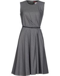 Max Mara Studio   Knee-Length Dress   Lyst