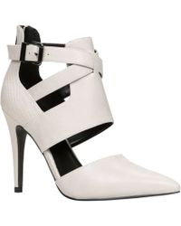 Aldo Peat Pointed Toe Court Shoes - Lyst