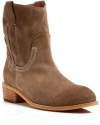 Jeffrey Campbell Booties - St. Elmo Spring - Lyst