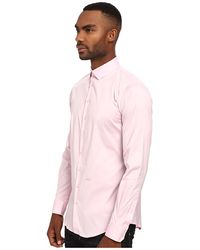 DSquared2 Stretch Poplin Button Up - Lyst