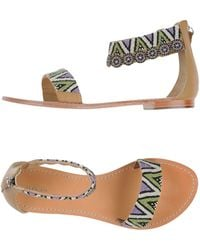 MAX&Co. - Sandals - Lyst