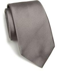 RVR - Striped Silk Tie - Lyst